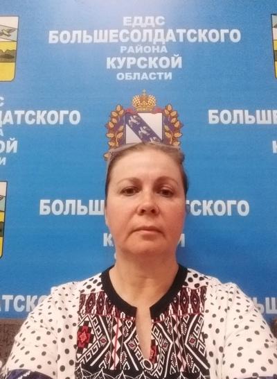 Людмила Сакульева, Курск
