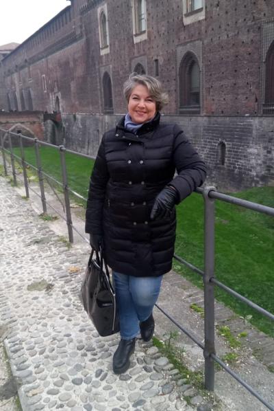 Iryna Kopylova, Milano