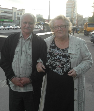 Татьяна Омельчак, Баку