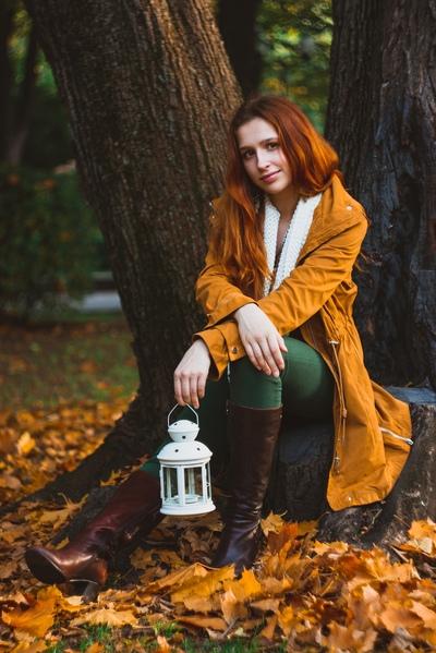 Мария Кондрашова, Москва