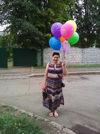 Ирина Бледных, Шахтерск