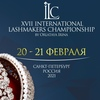 THE INTERNATIONAL LASHMAKERS CHAMPIONSHIP