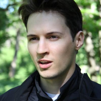 Павел Дуров, Санкт-Петербург