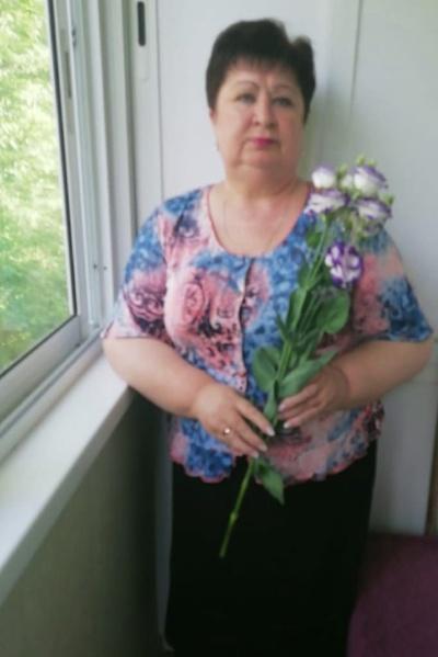 Галина Фомина-Пашинина