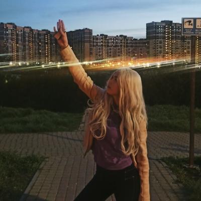 Настя Богданова, Санкт-Петербург