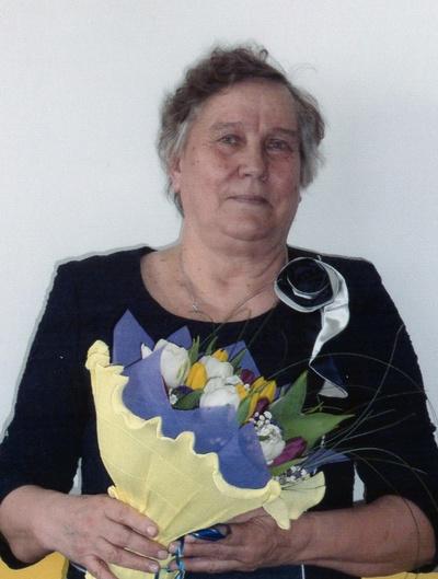 Антонина Зеленина, Самара