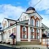Молодежный храм в честь прп.Сергия Радонежского