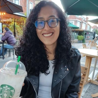 Daniela Galvis, Bogotá