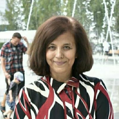 Nadezhda Meredova, Perm