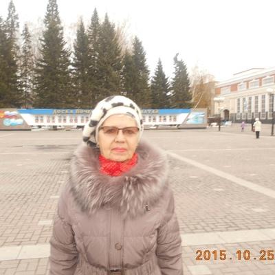 Надежда Чувашова, Алейск