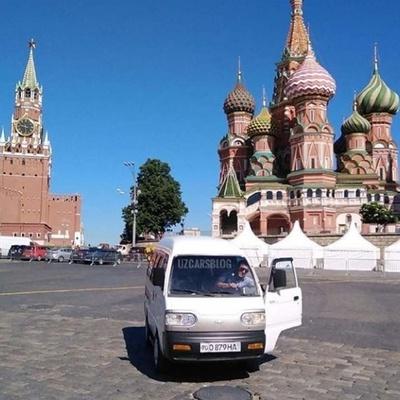 Урол Джурайв, Москва