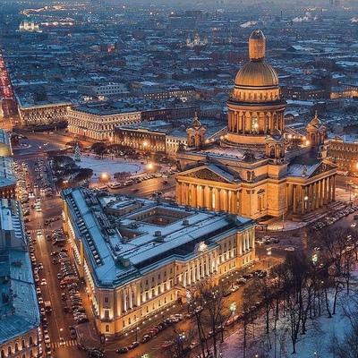 Санкт Петербург, Санкт-Петербург