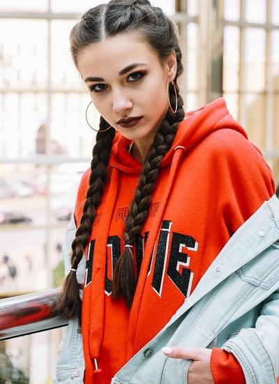 Александра Панаморева, Москва