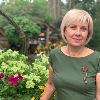 Ирина Клименко-Доброскокина