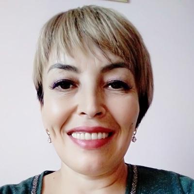 Янбика Заядинова---Яркинбаева, Магнитогорск