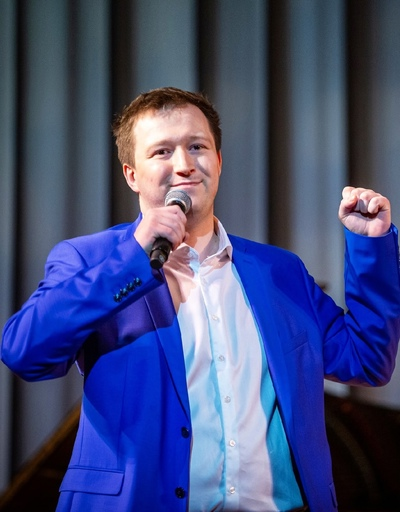 Виктор Радзиевский, Москва