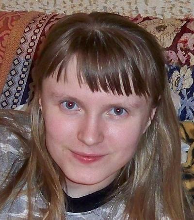 Катя Хлупина, Санкт-Петербург