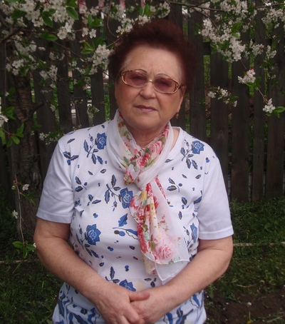 Татьяна Шмелёва, Дзержинск