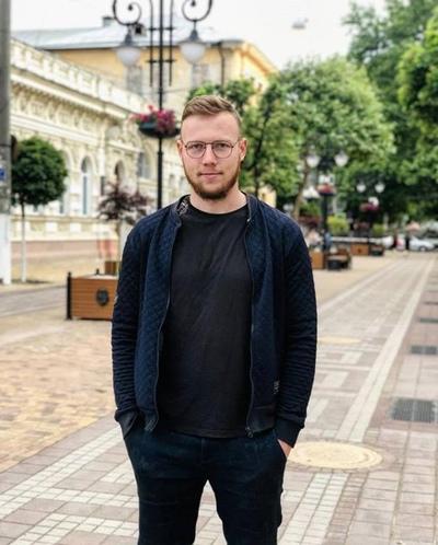 Юрий Сергеев, Москва