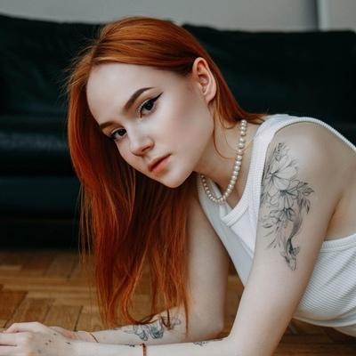 Люба Андреева, Москва