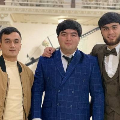 Shermuhammad Mahsudaliyev