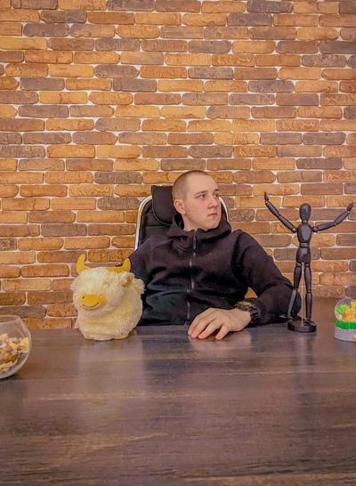 Андрей Бахарев, Омск