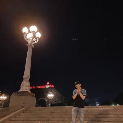 Данил Алексеев, Москва