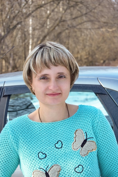 Светлана Корнеева-Андросова, Смоленск