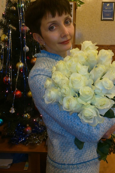 Оксана-Викторовна Новикова, Санкт-Петербург