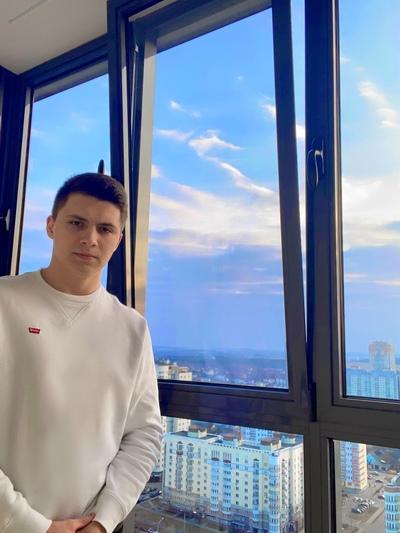 Антон Скаров, Минск