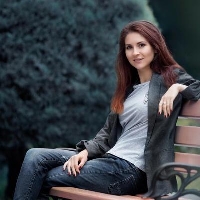 Oksana Vinogradova