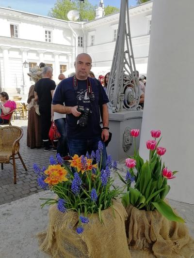 Дмитрий Егоров, Санкт-Петербург