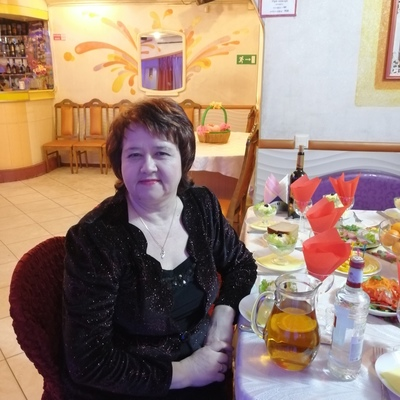 Галина Рогозина, Бокситогорск