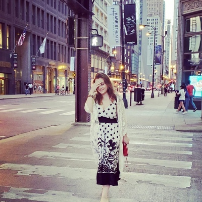 Rada Akhmatova, Chicago