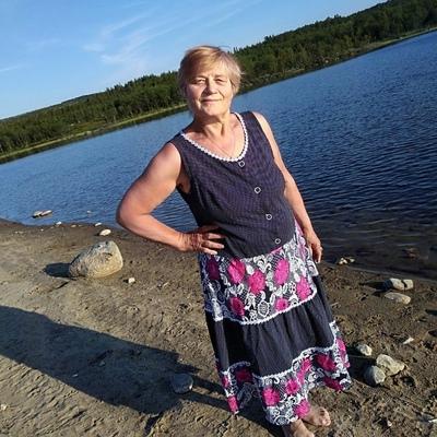 Валентина Игнаткина-Вакулик