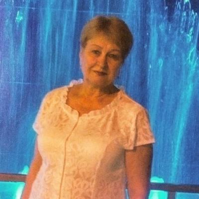 Валентина Зубкова