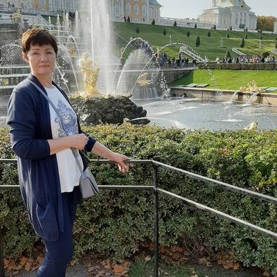 Ирина Медведева, Санкт-Петербург