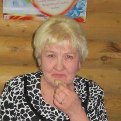 Лидия Сапунова