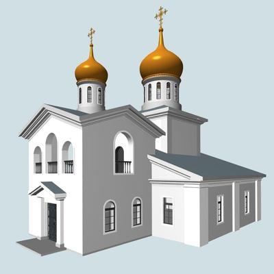 Храм Сандовский