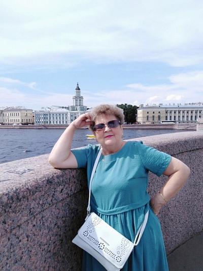 Надежда Тяглова, Архангельск
