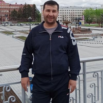 Farrukh Rejametov, Хабаровск