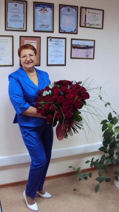 Галина Сорокина, Сызрань