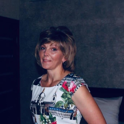 Ирина Чеботарева