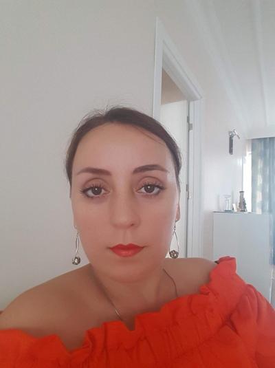 Алла Георгиева, İstanbul