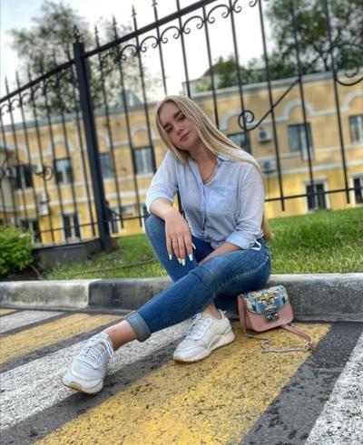Алина Аксёнова
