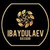 Ибайдулаев Бахадир 1-2-07