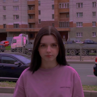 Маша Харченко, Санкт-Петербург