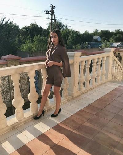 Кристина Ефимова, Санкт-Петербург