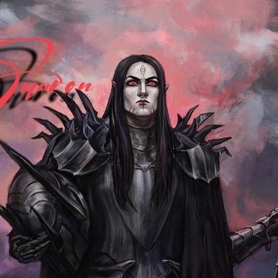 Тёмный-Властелин Саурон