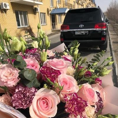 Айым Райымжанова, Алматы